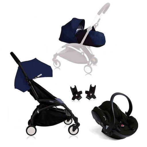 Stroller - BABYZEN YOYO+ Complete Travel System 2019 - Air France
