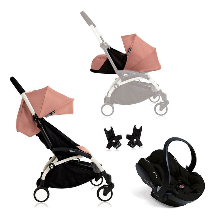 Stroller - BABYZEN YOYO+ Complete Travel System 2019 - (Choose A Color)