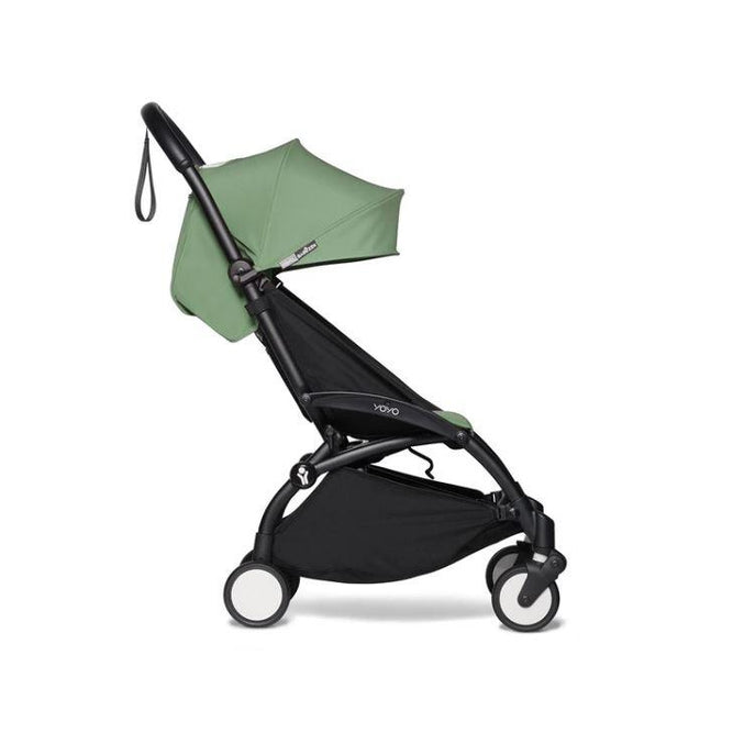 Stroller - BABYZEN YOYO2 Stroller - Peppermint Bundle (Fabric Pack With Frame)
