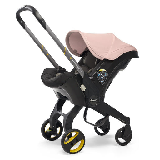 Stroller - Doona™ Infant Car Seat Stroller - ALL NEW 2019 Collection - Blush Pink