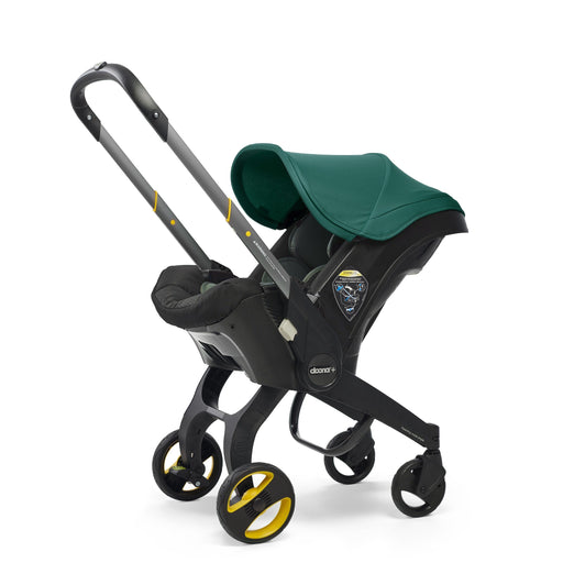 Stroller - Doona™ Infant Car Seat Stroller - ALL NEW 2019 Collection - Racing Green
