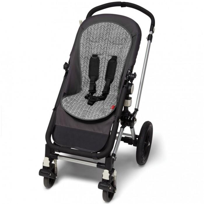 Stroller Liner - Skip Hop Stroll & Go Cool Touch Stroller Liner - Gray Feather