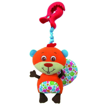Stroller Toys - Tiny Love Billy Beaver Stroller Toy