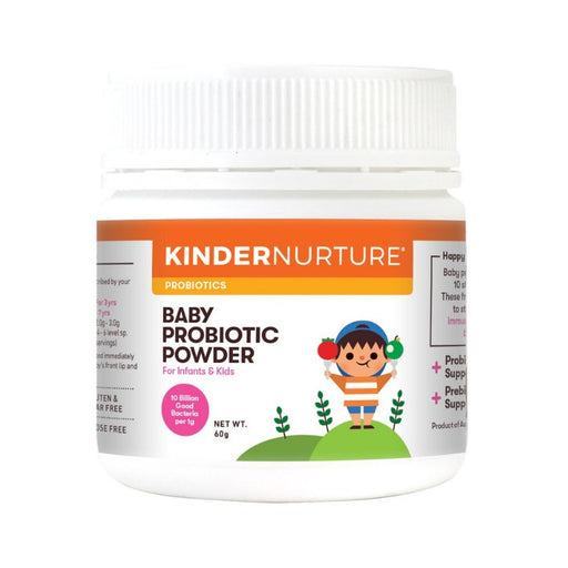 Supplements - Kindernurture Baby Probiotic Powder, 60 G