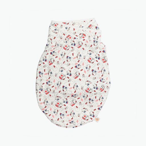 Swaddle Blanket - Ergobaby Swaddler: Limited Edition Hello Kitty - Head In The Clouds