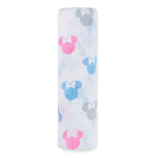 Swaddle - Ideal Baby By The Makers Of Aden + Anais Swaddles 1 Pk - Minnie Mouse