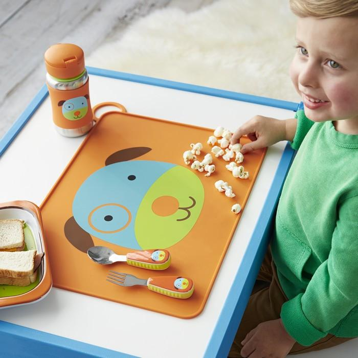 Tableware - Skip Hop Zoo Fold & Go Placemat - Dog