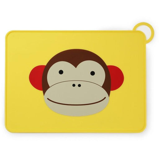 Tableware - Skip Hop Zoo Fold & Go Placemat - Monkey