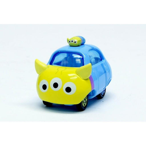Toy Cars & Trucks - TOMICA DISNEY MOTORS TSUM TSUM DMT-03 ALIEN