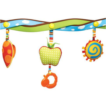 Toy - Tiny Love Woodland Take-Along Arch Stroller Toy