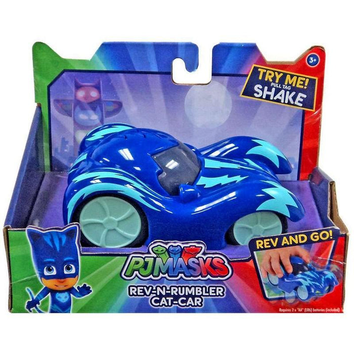 Toys - PJ MASKS Rev-N-Rumblers Cat Car