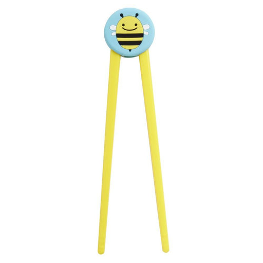 Training Chopsticks - Skip Hop Zoo Chopsticks - Bee