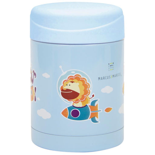 Travel Time - Marcus & Marcus Thermal Food Jar - Blue