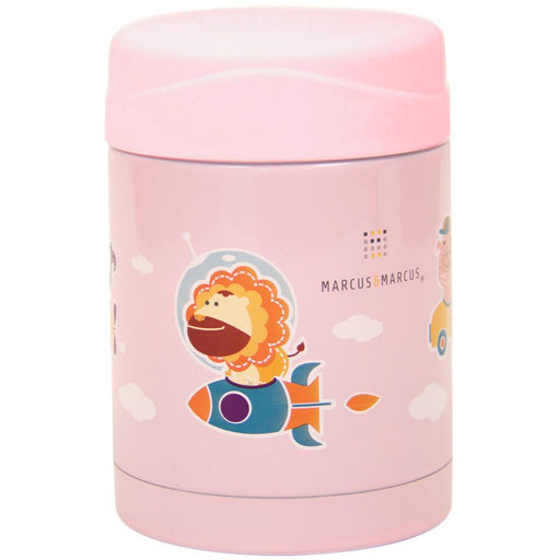 Travel Time - Marcus & Marcus Thermal Food Jar - Pink