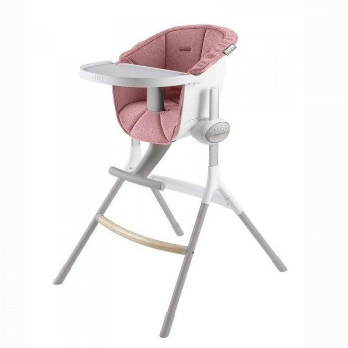 BEABA Comfy Seat Cushion For The Up & Down High Chair - Pink