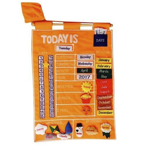 Wall Chart - Smart Mama - TODAY IS Wall Chart