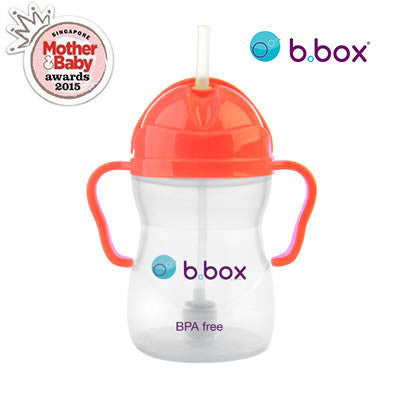 B.Box Sippy Cup (Watermelon - Neon Limited Edition)