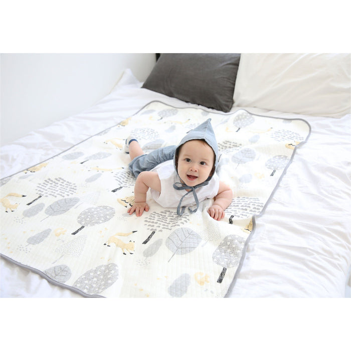 Waterproof Pad - LOLBaby Waterproof Mat - Fox