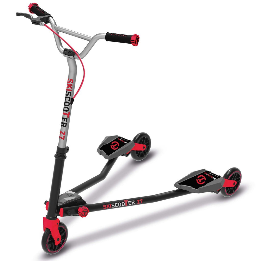 SkiScooter Z7 - Red