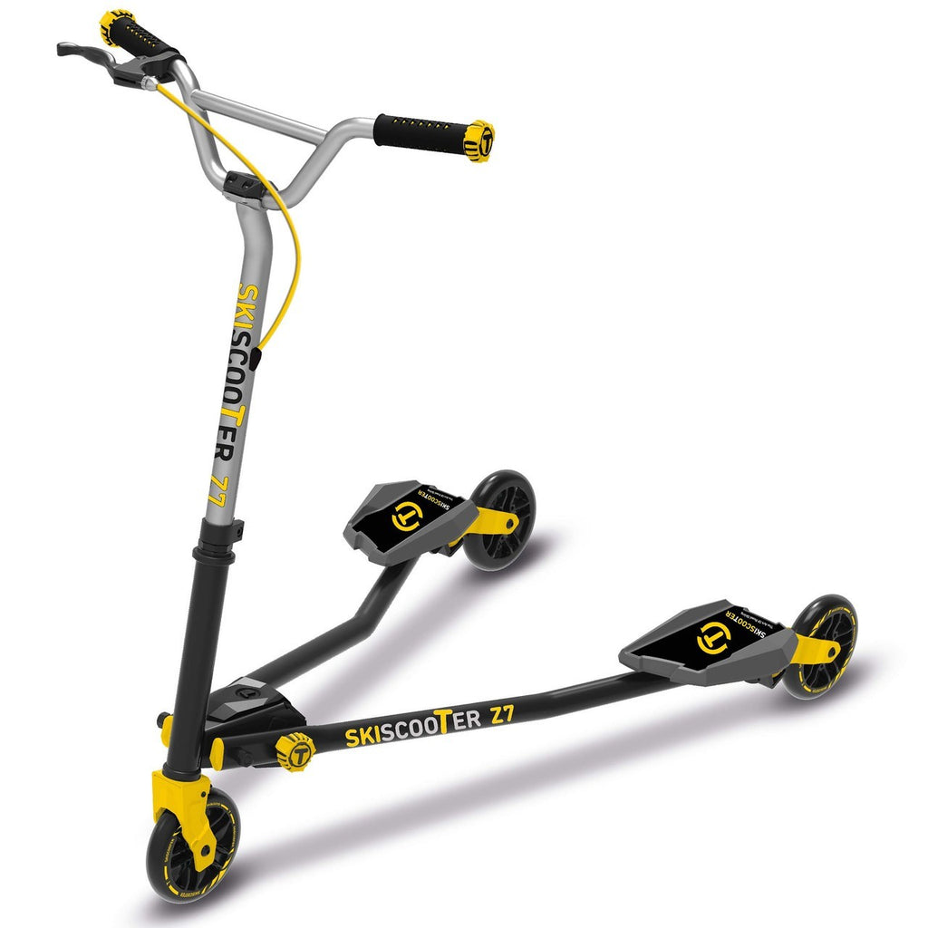 SkiScooter Z7 - Yellow