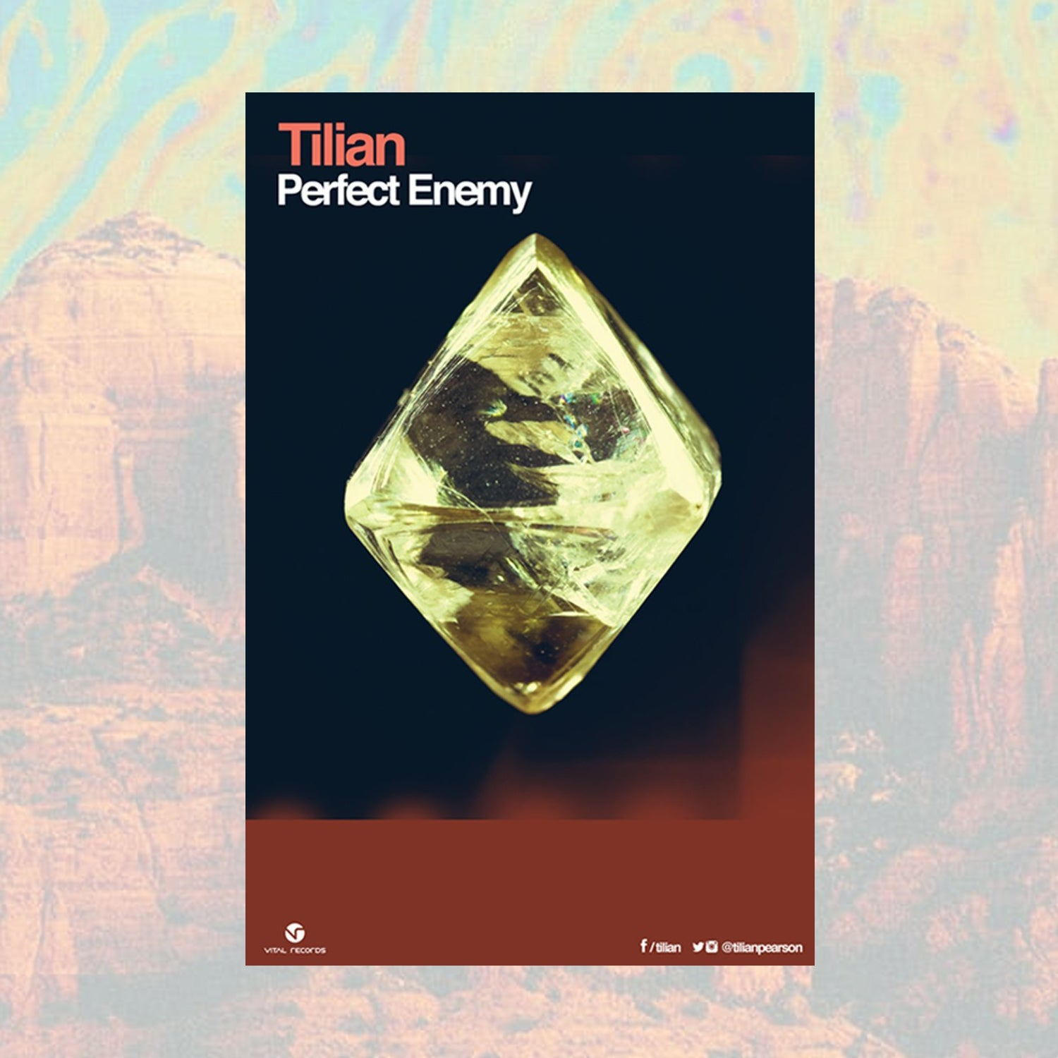 Perfect Enemy Poster