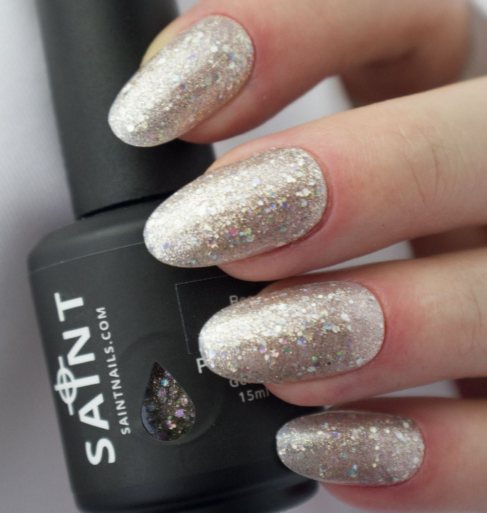Booyah Gel Nail Polish from Saintnails.com