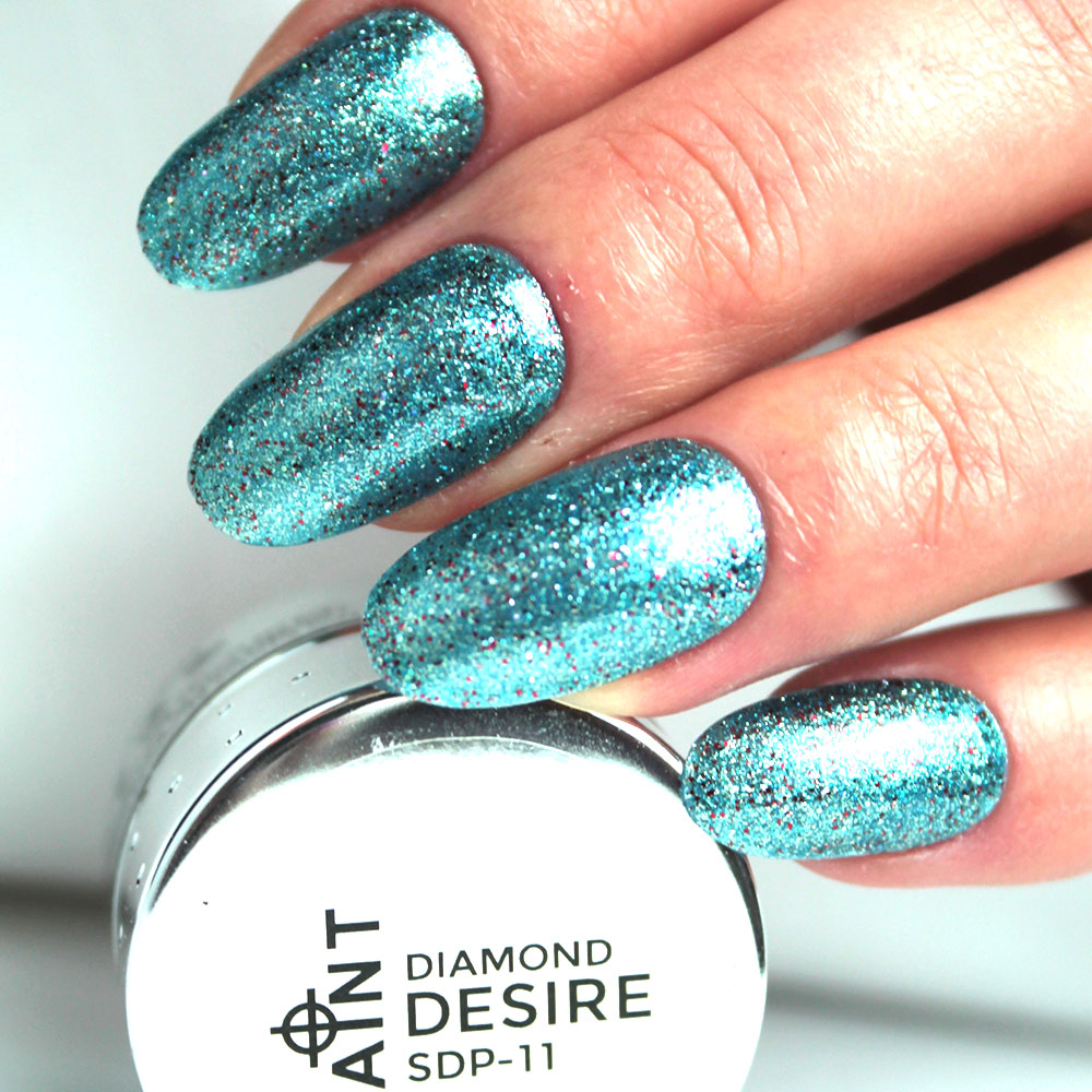 Diamond Desire Gel Nail Polish from Saintnails.com