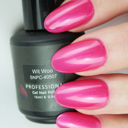Wit Woo Gel Nail Polish from Saintnails.com
