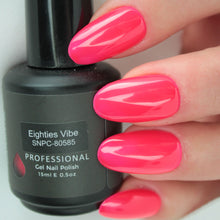 Load image into Gallery viewer, Eighties Vibe Gel Nail Polish from Saintnails.com
