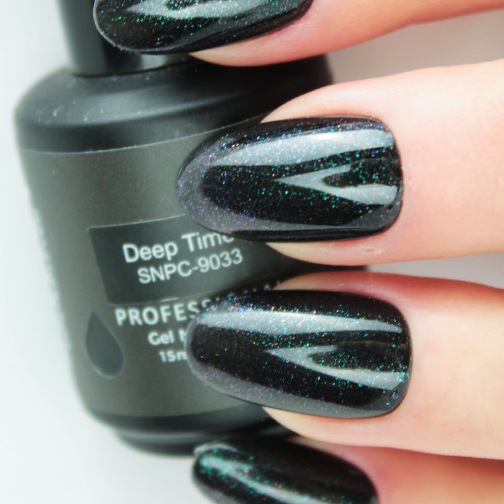 Deep Times Gel Nail Polish from Saintnails.com