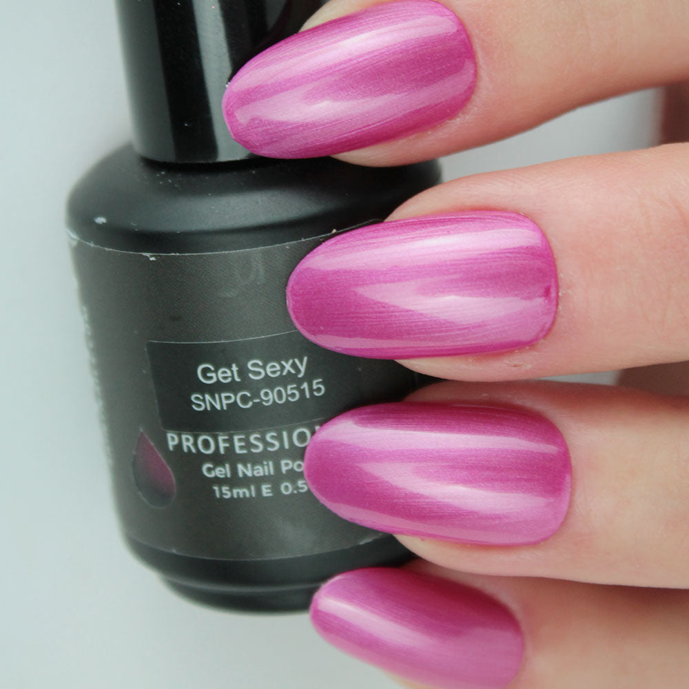 Get Sexy Gel Nail Polish from Saintnails.com