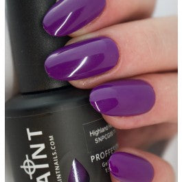 Highland Heather Gel Nail Polish from Saintnails.com