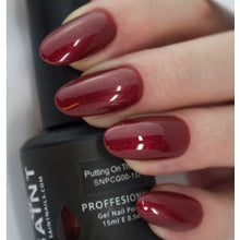 Load image into Gallery viewer, Putting On The Ritz Gel Nail Polish from Saintnails.com