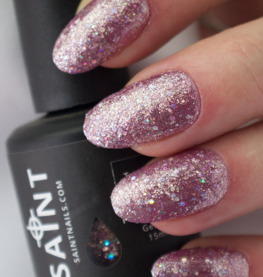 Take me or leave me Gel Nail Polish from Saintnails.com