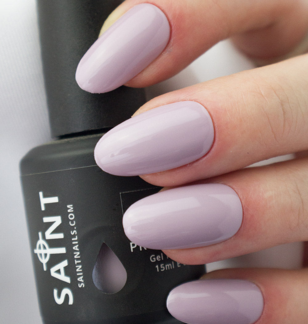 Summer Evening Gel Nail Polish from Saintnails.com