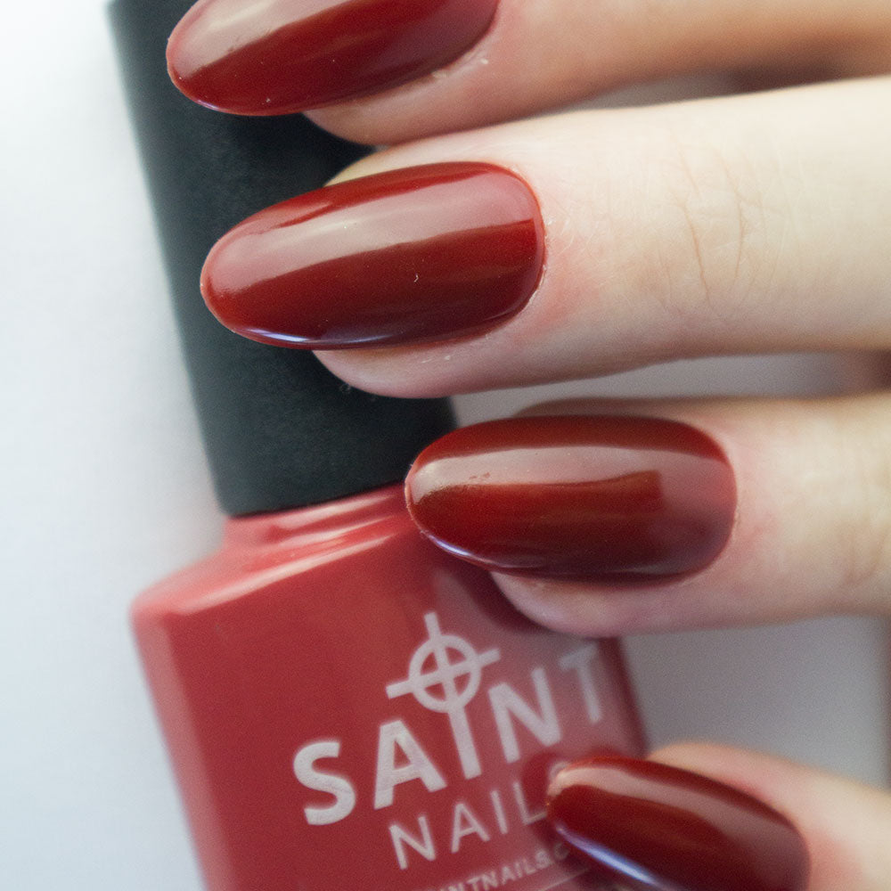 Holiday Romance Gel Nail Polish from Saintnails.com
