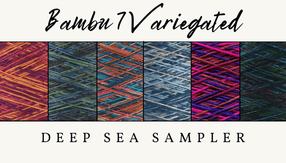 Bambu 7 Variegated Sampler