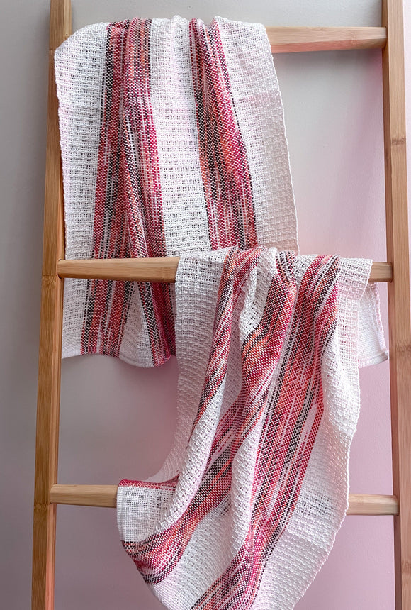 Cricket Loom Chili Pepper Towels Pattern