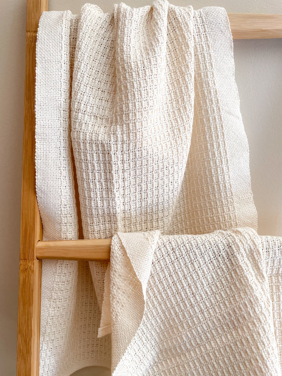 Rigid Heddle April Showers Towels Pattern
