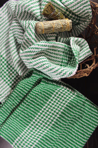 Rigid Heddle Lucky Charm Towels Pattern