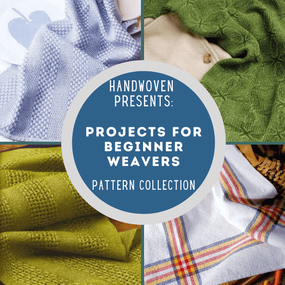 Set of 5 Projects for Beginners Weaving Bundle