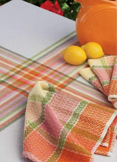 Fresh Citrus Napkins and Tablecloth
