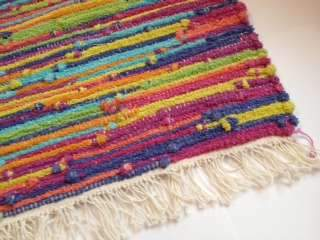 Cotton Loop Rug