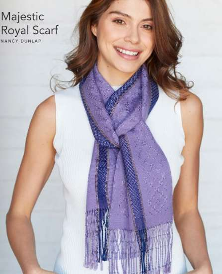 Majestic Royal Scarf (16-shaft)