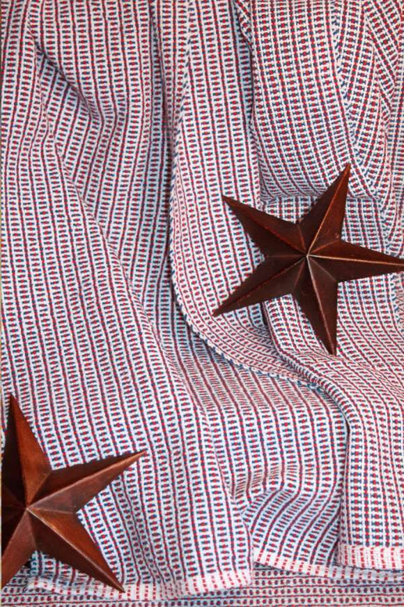 Rigid Heddle Star Spangled Towels