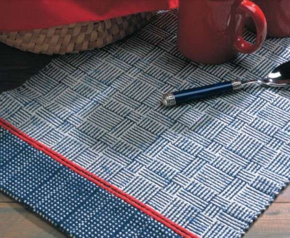 Two on Two Log Cabin Runner