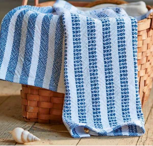 Weaving Through the Seasons Towel Kit Club for Rigid Heddle