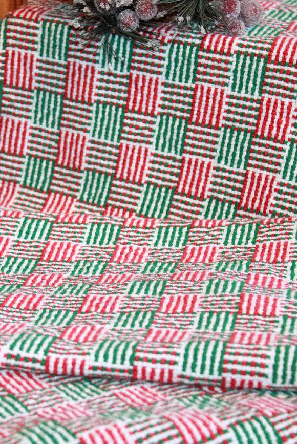 Rigid Heddle Yuletide Cheer Towels Pattern
