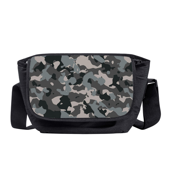 "Messenger bag ""camo"