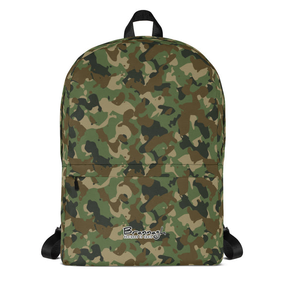 "Backpack all over ""camo"